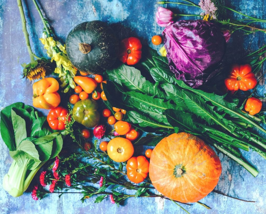 Vibrant Plant Foods for Plant-Based Diets